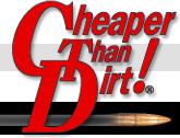 Cheaper Than Dirt Coupons