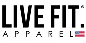 Live Fit. Apparel Coupons