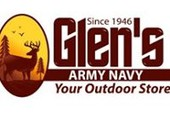 Glens Outdoors Coupons