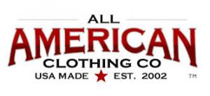 All American Clothing Co Coupons